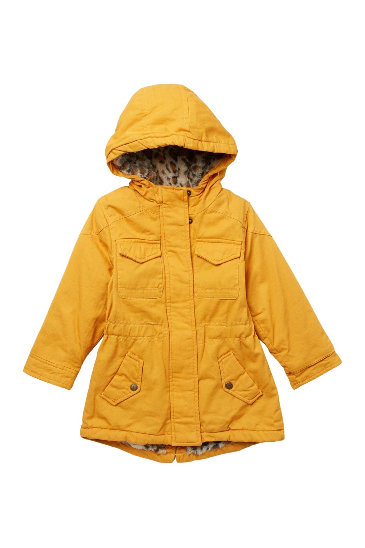 Image of Urban Republic Twill Anorak Jacket