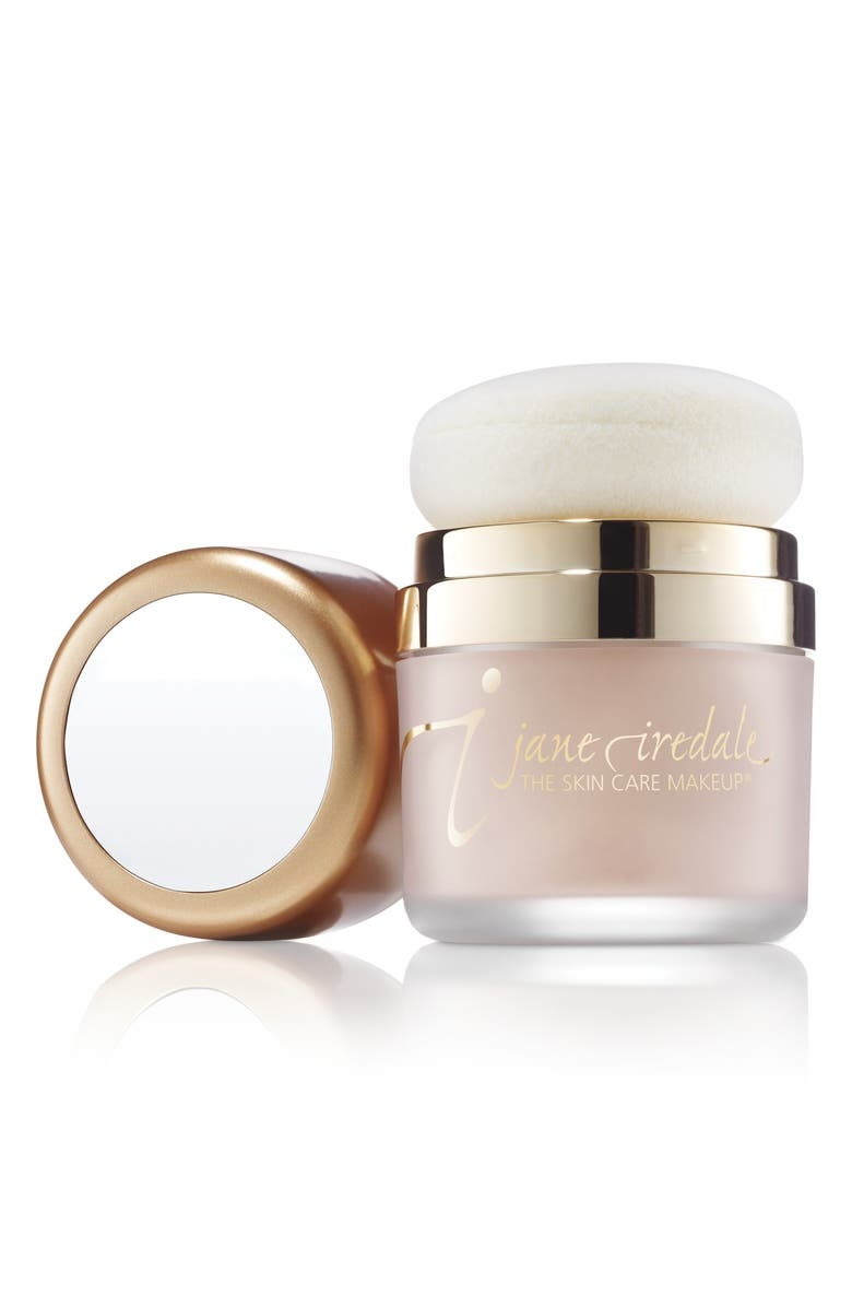 JANE IREDALE Powder Me Dry Sunscreen Broad Spectrum SPF 30, Main, color, TRANSLUCENT