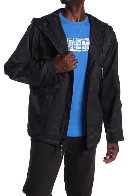 Image of PUMA King Hooded Windbreaker Jacket