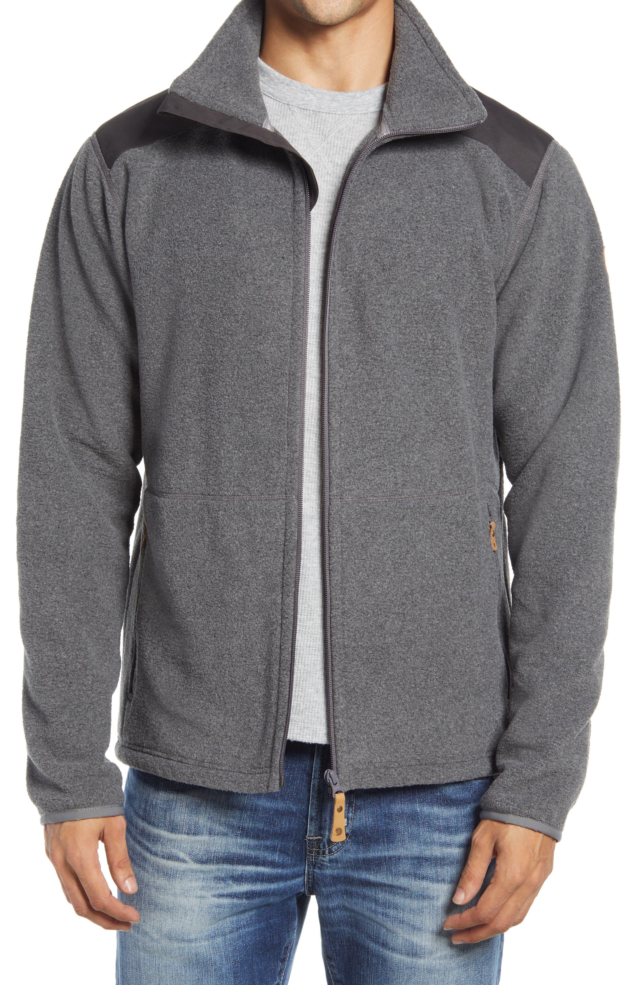 Sten Fleece Zip Sweater