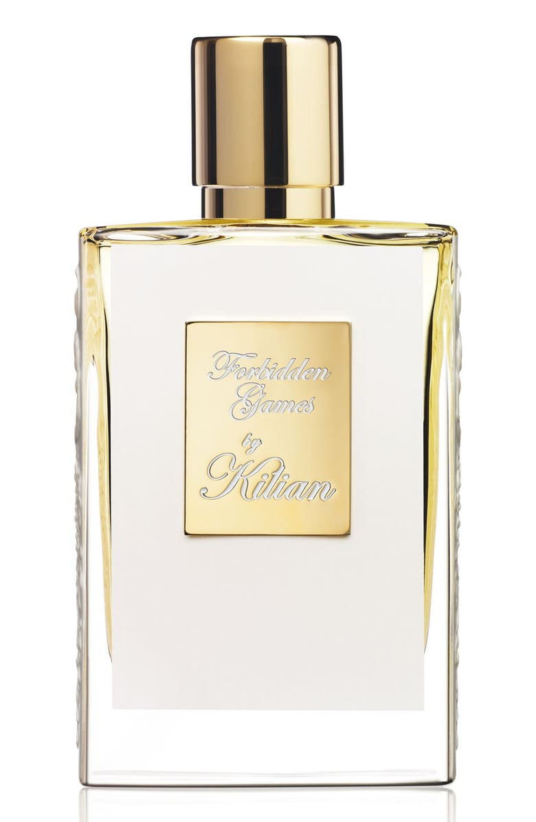 KILIAN In the Garden of Good and Evil - Forbidden Games Refillable Fragrance, Main, color, NO COLOR