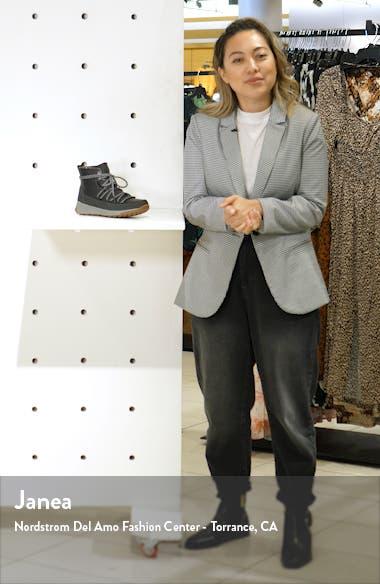 Borealis Peak Waterproof Lace-Up Boot, sales video thumbnail