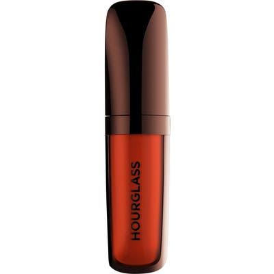 Hourglass Opaque Rouge Liquid Lipstick - Riviera