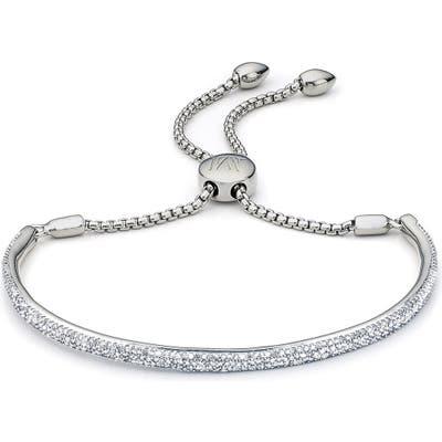 Monica Vinader Fiji Diamond Bar Bracelet