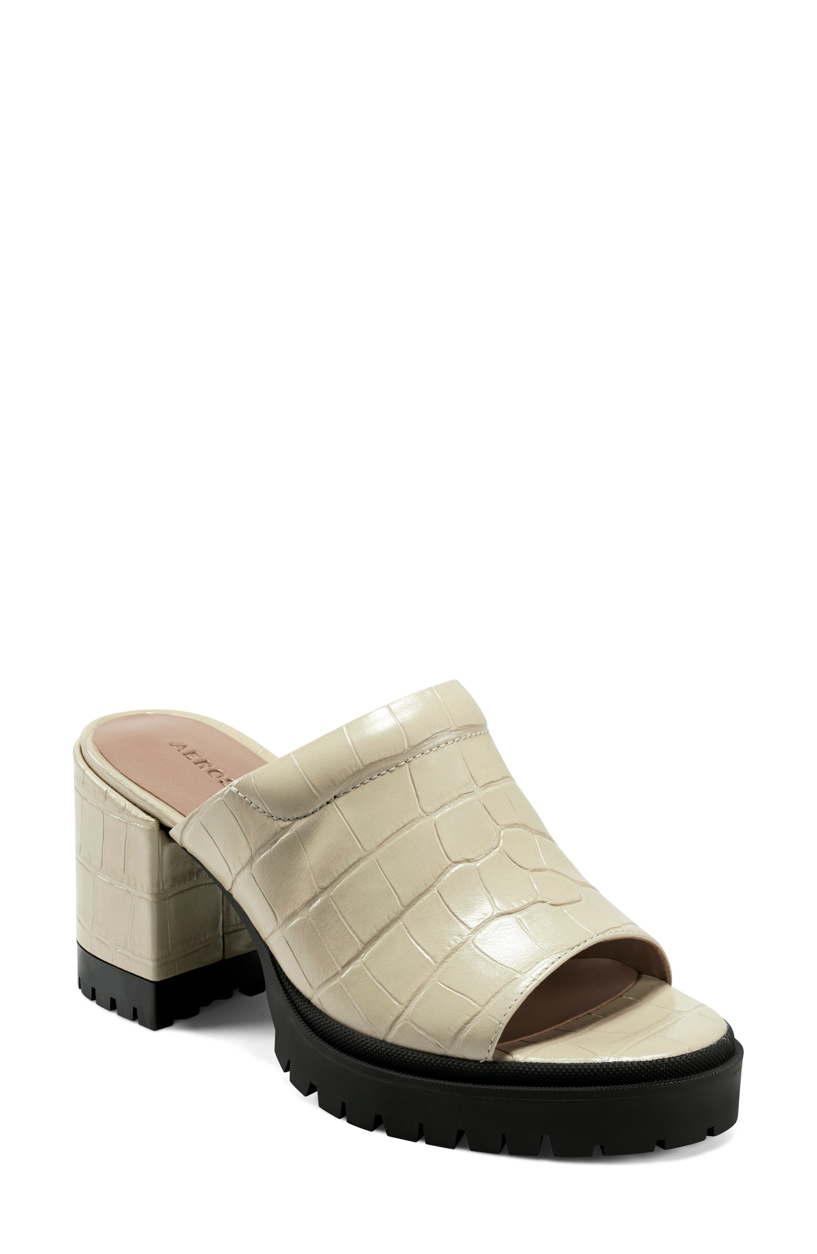 Echo Platform Sandal