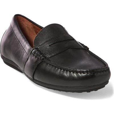 Polo Ralph Lauren Reynold Driving Shoe - Black
