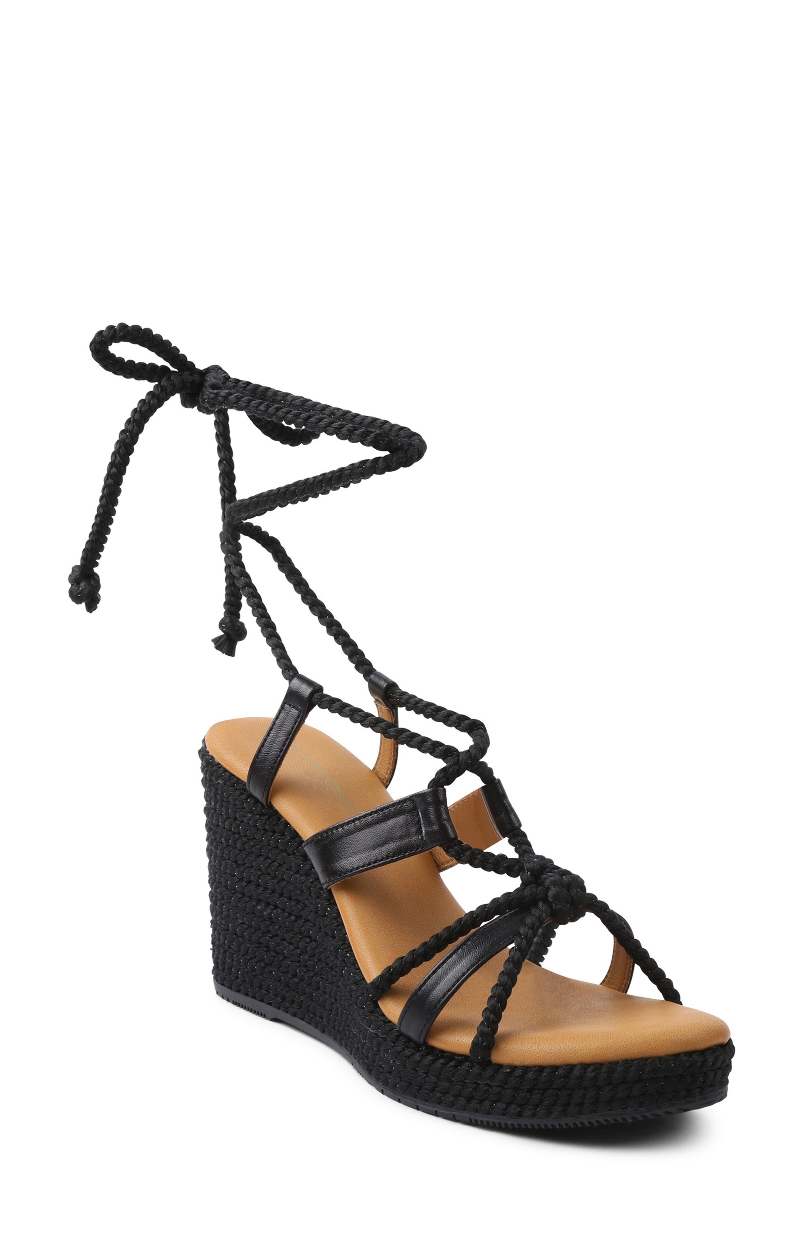 Ash Wedge Sandal
