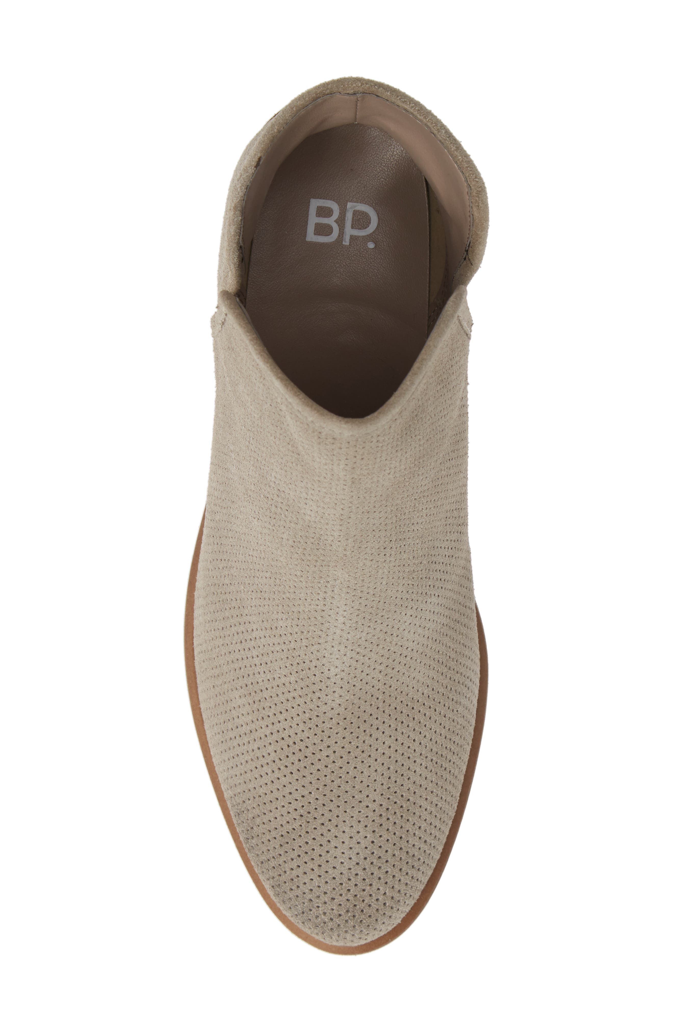 ,                             BP Barris Block Heel Bootie,                             Alternate thumbnail 22, color,                             025