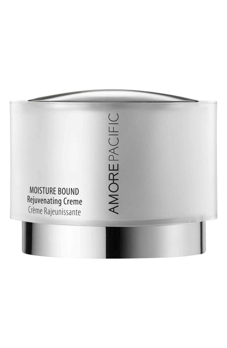 AMOREPACIFIC Moisture Bound Rejuvenating Crème, Main, color, NO COLOR