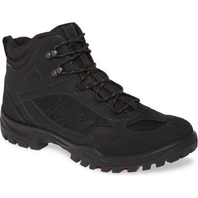 Ecco Expedition Iii Gtx Mid Hiking Boot - Black