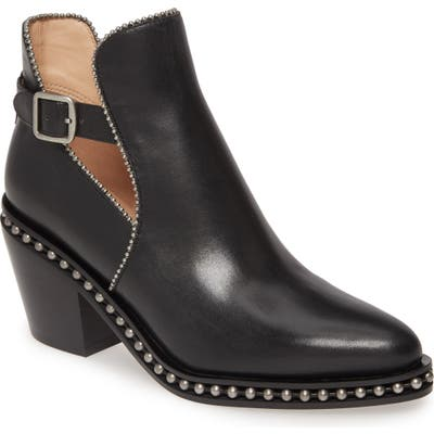 Coach Pipa Bootie- Black