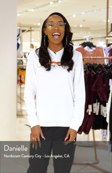 Bardo Tracey Twist Long Sleeve Minidress, sales video thumbnail