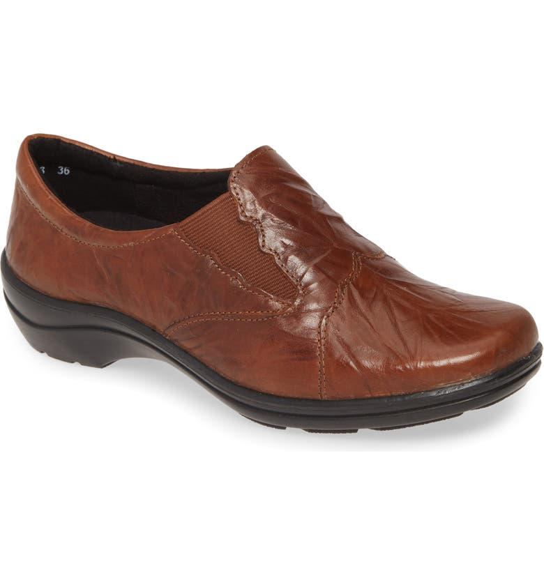 ROMIKA<SUP>®</SUP> 'Cassie 24' Flat, Main, color, BRANDY LEATHER
