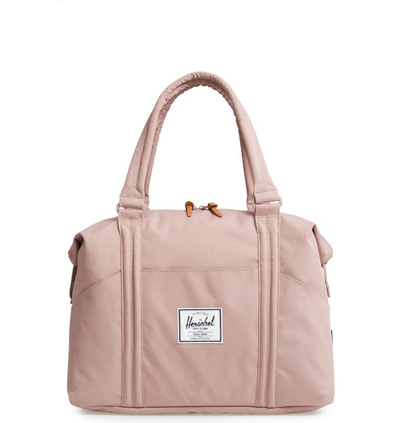 HERSCHEL SUPPLY CO. Strand Duffle Bag, Main, color, ASH ROSE