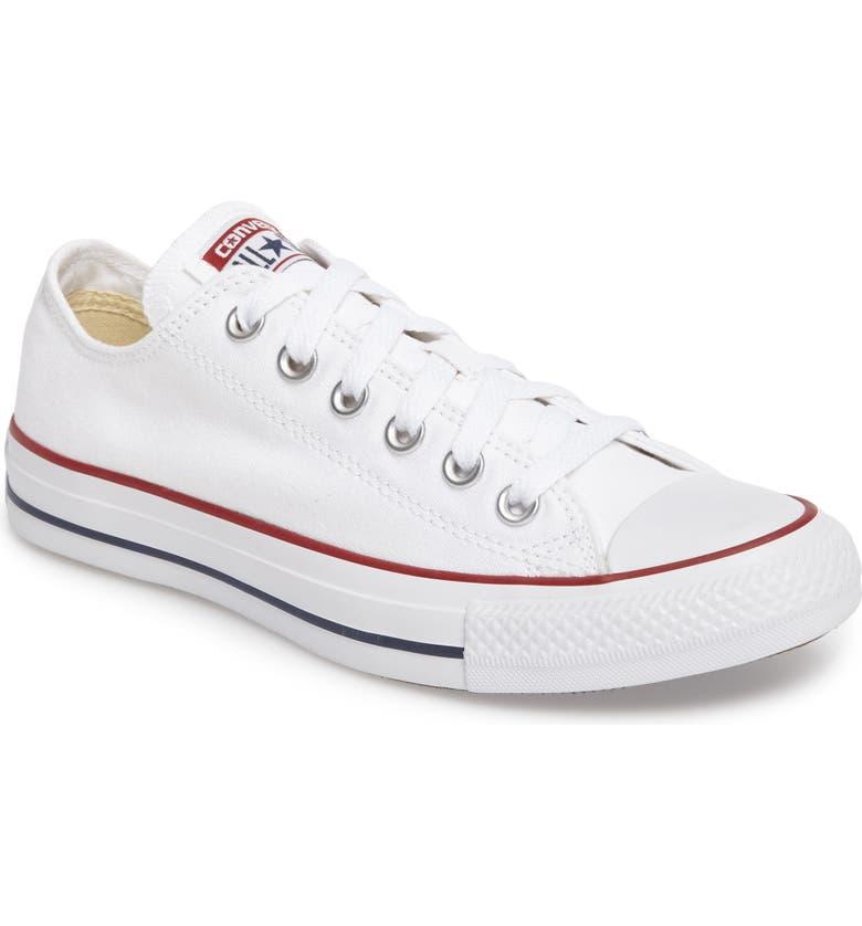 CONVERSE Chuck Taylor<sup>®</sup> Sneaker, Main, color, WHITE