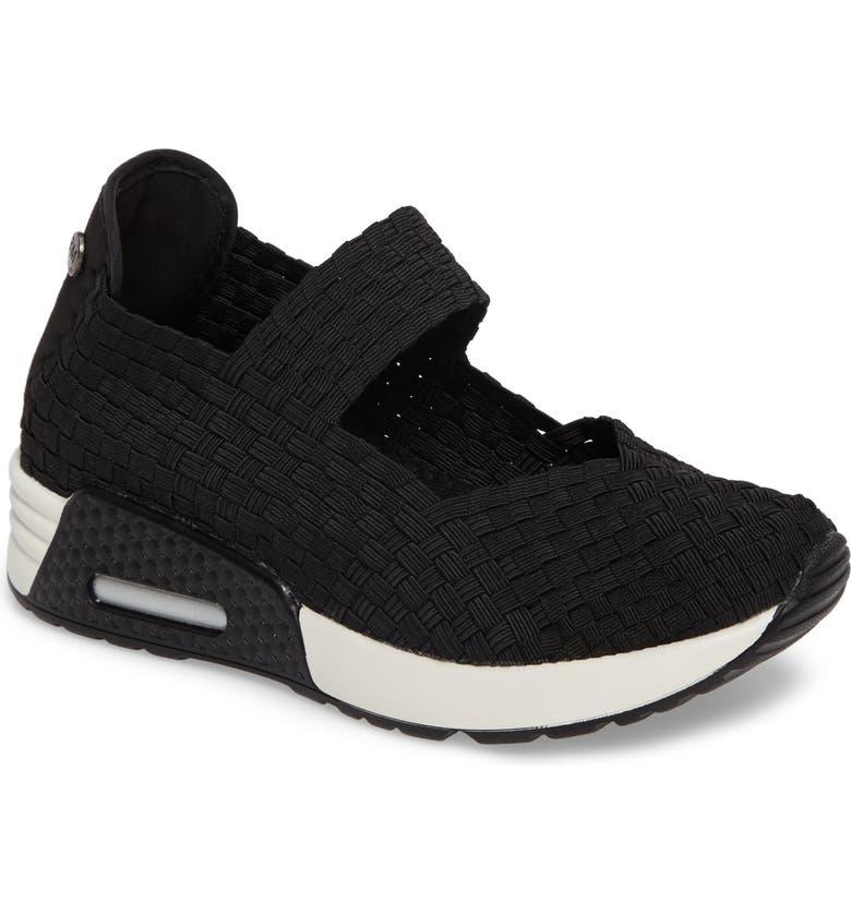 BERNIE MEV. Best Charm Mary Jane Sneaker, Main, color, 001