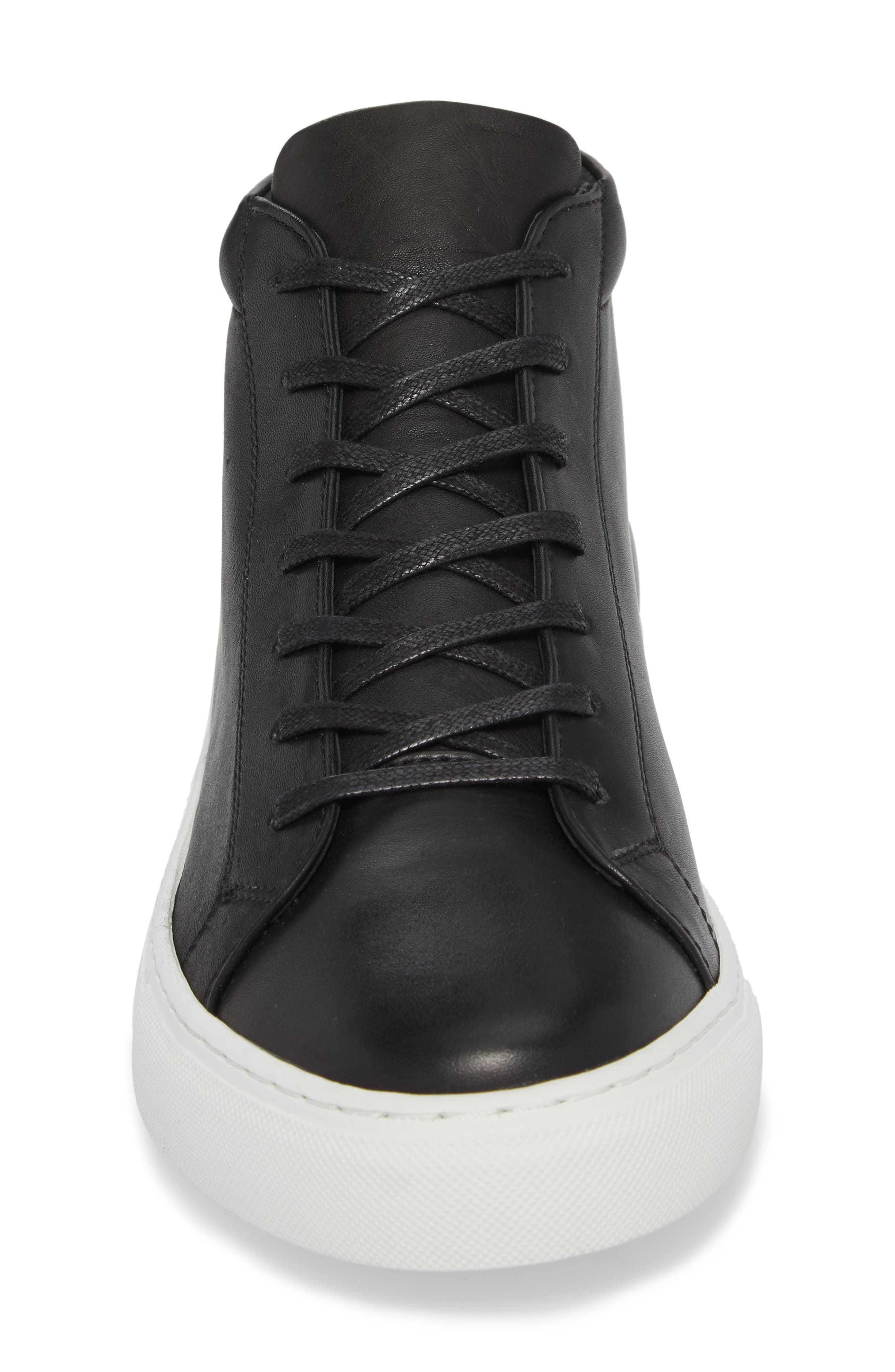,                             Deacon Mid Sneaker,                             Alternate thumbnail 4, color,                             001