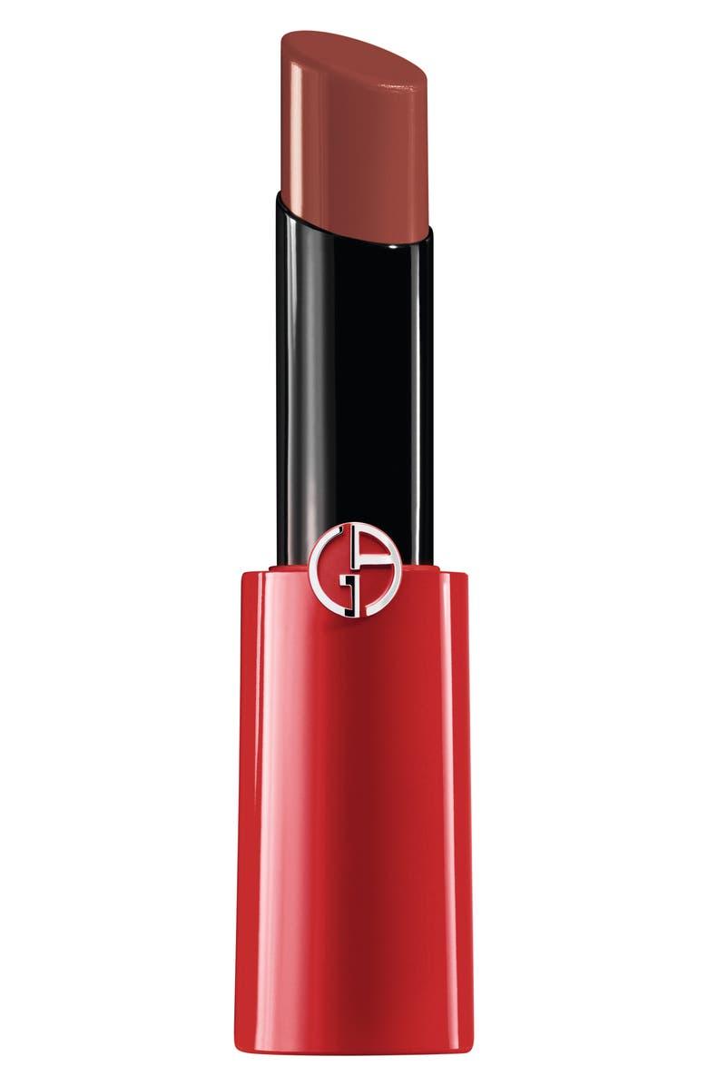 GIORGIO ARMANI Ecstasy Shine Lipstick, Main, color, 101 NUDA