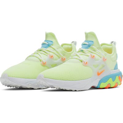 Nike React Presto Sneaker, Yellow