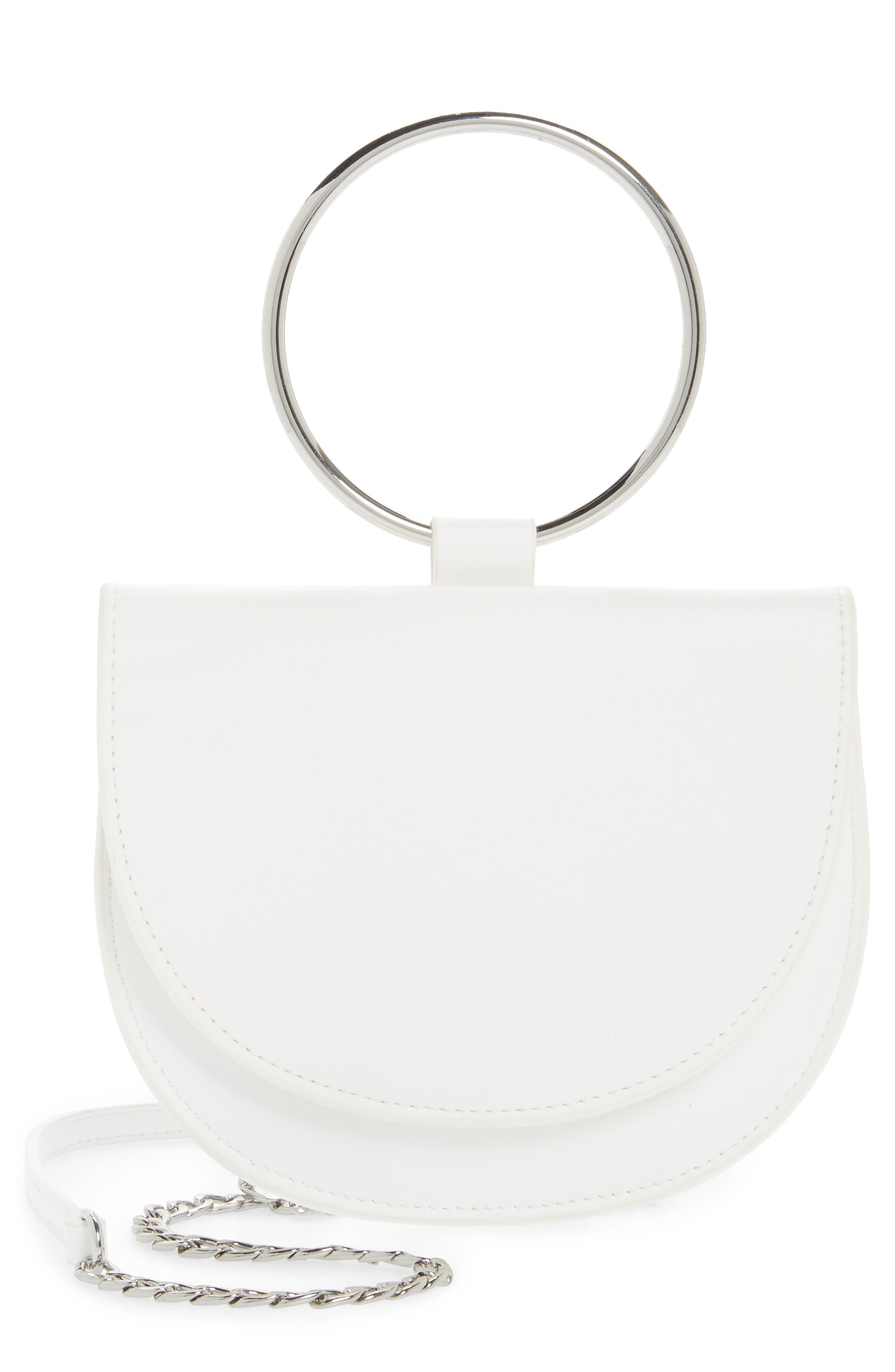 ,                             Reese Ring Crossbody Bag,                             Main thumbnail 8, color,                             100