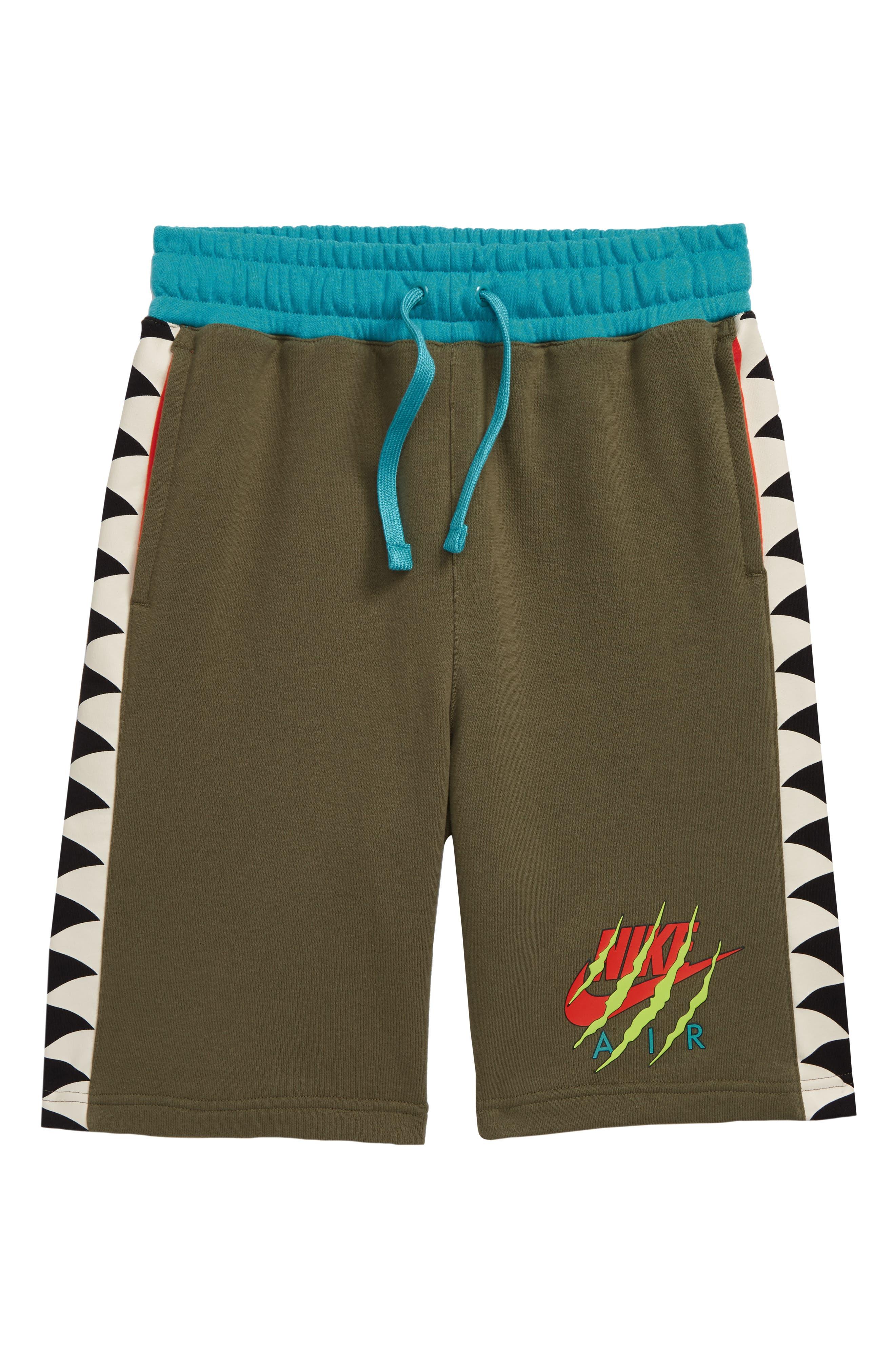 Boys Nike Sportswear Jurassic Shorts