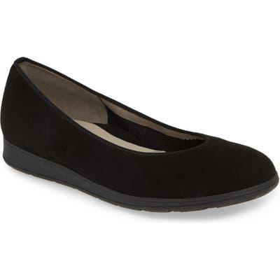 Ara Shanice Flat- Black