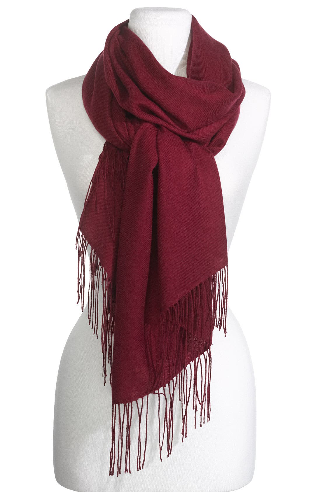 ,                             Tissue Weight Wool & Cashmere Wrap,                             Main thumbnail 131, color,                             507