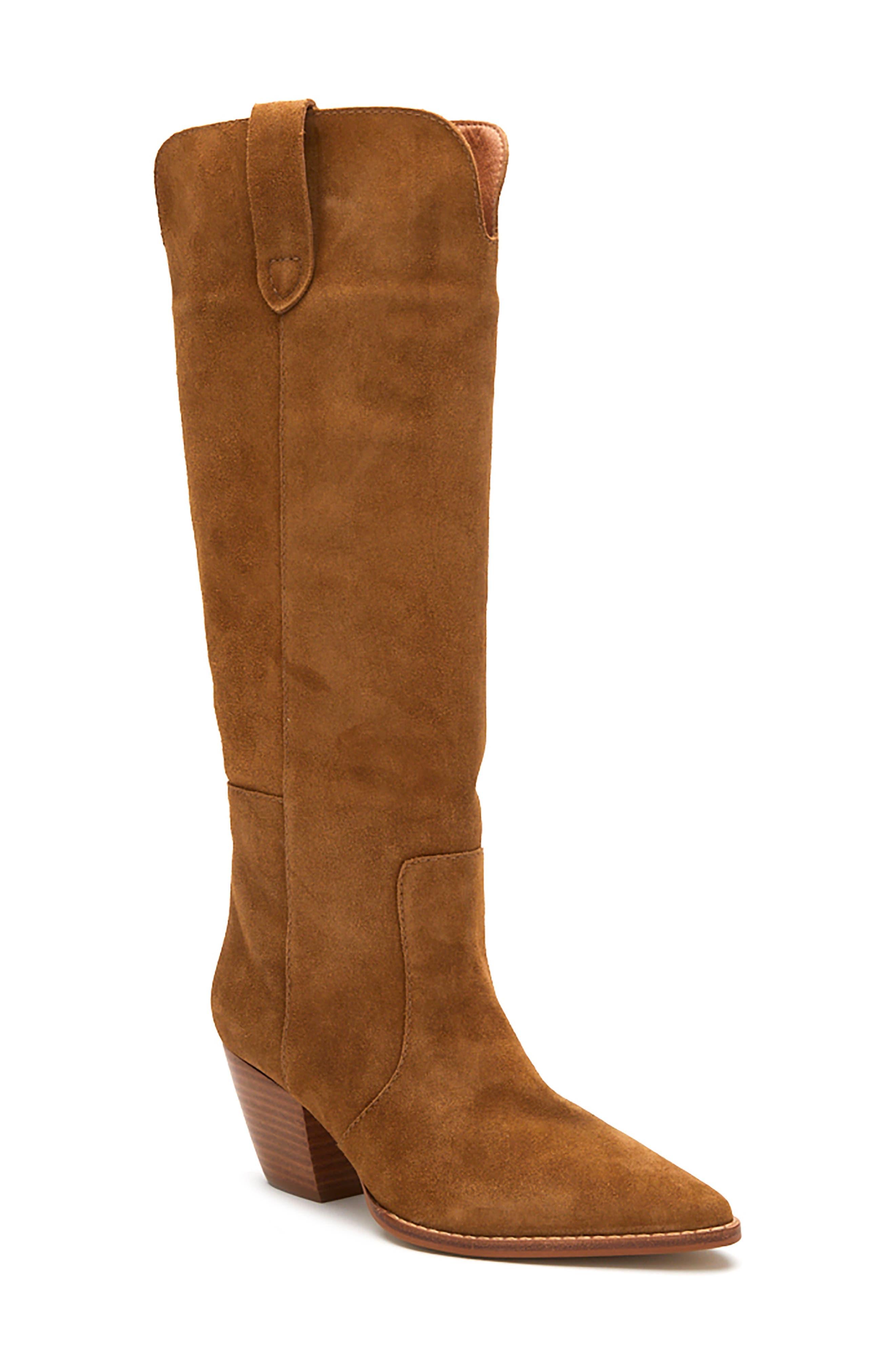 Stella Block Heel Sandal