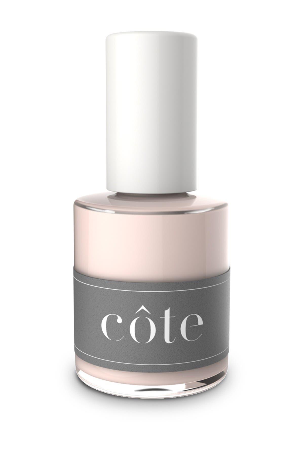 Image of Cote No. 5. Sheer Peachy Pink Nail Color
