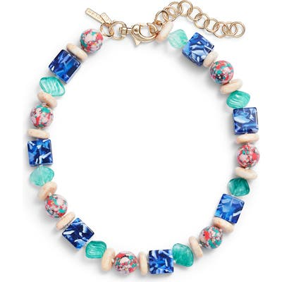 Lele Sadoughi Stacked Pebble Collar Necklace (Nordstrom Exclusive)