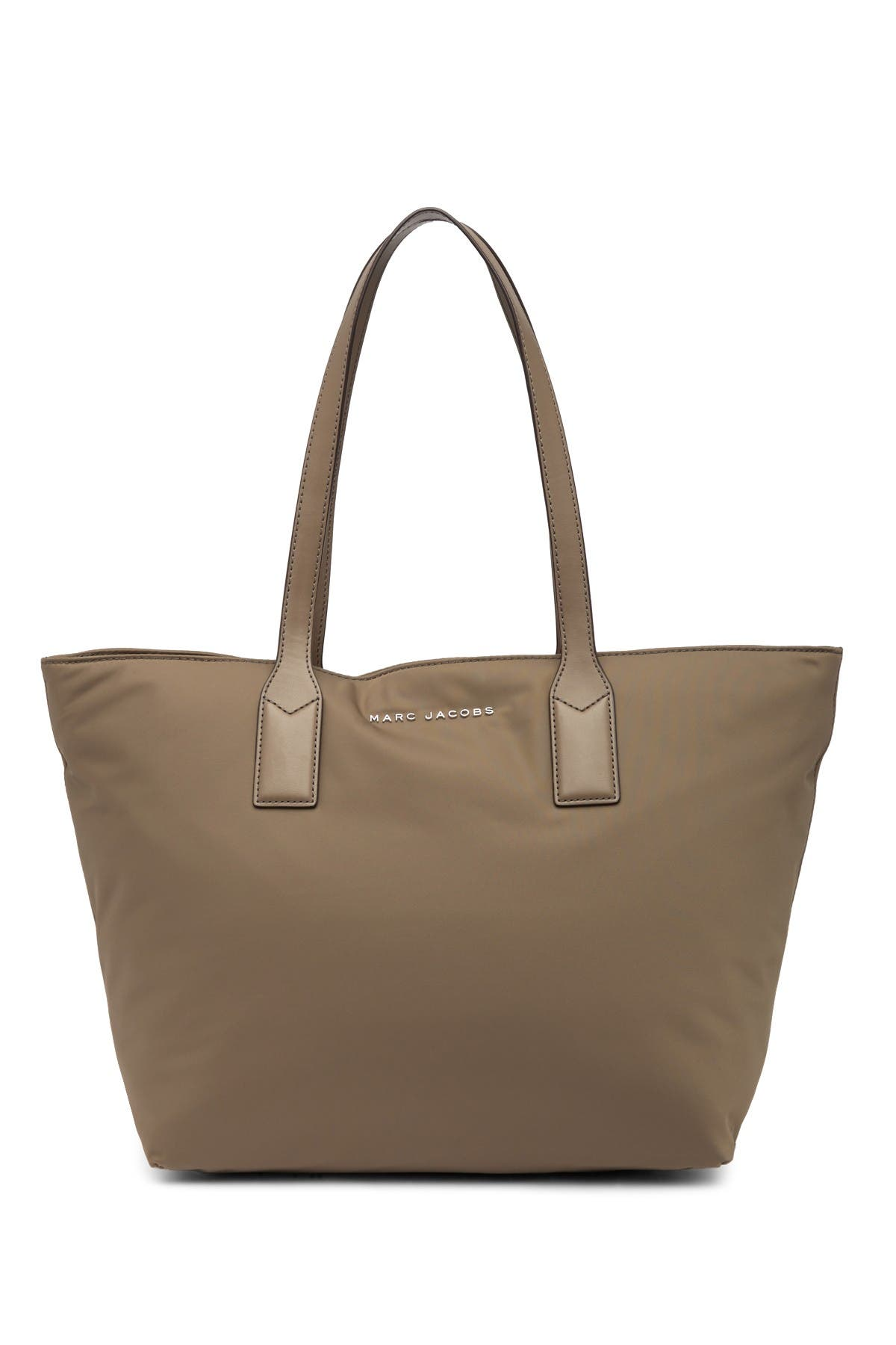 Image of Marc Jacobs Nylon Wingman Tote Bag