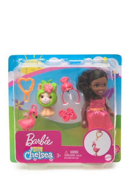 Image of Mattel Barbie(R) Club Chelsea(TM) Dress-Up Doll in Flamingo Costume