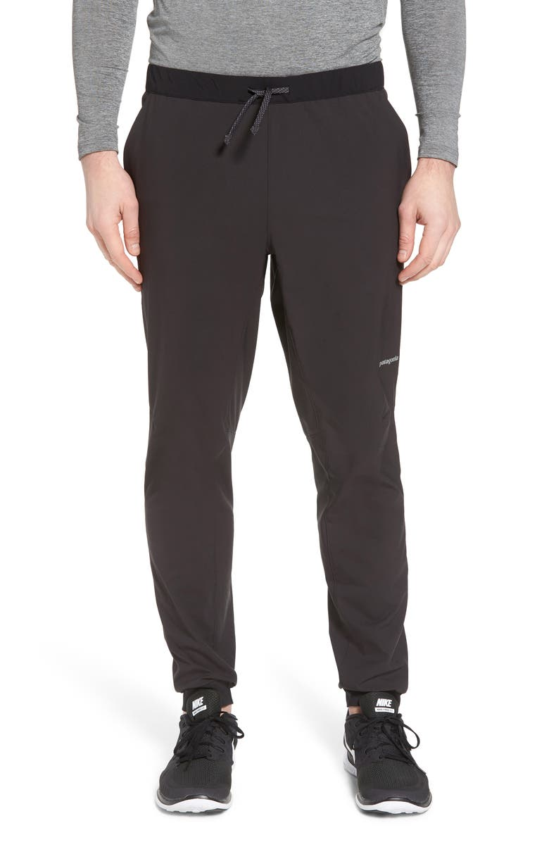 PATAGONIA Terrebonne Recycled Jogger Pants, Main, color, 001