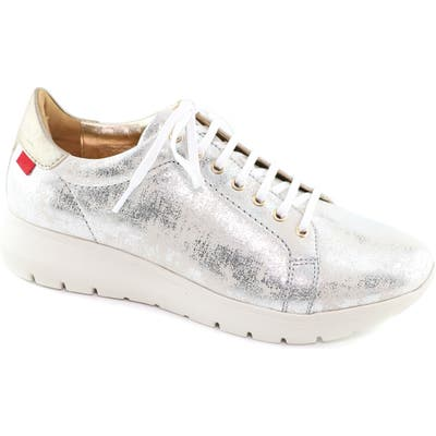 Marc Joseph New York Spring Road Wedge Sneaker, Grey