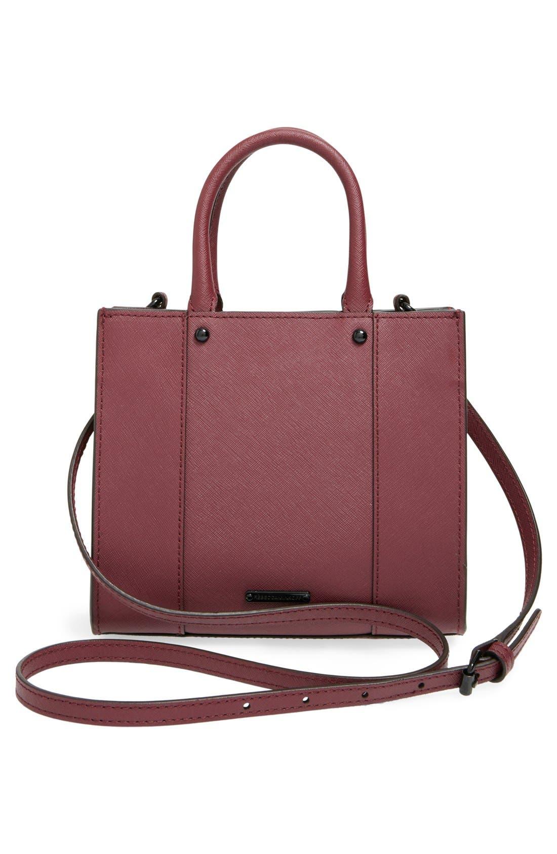 ,                             'Mini MAB Tote' Crossbody Bag,                             Alternate thumbnail 152, color,                             930