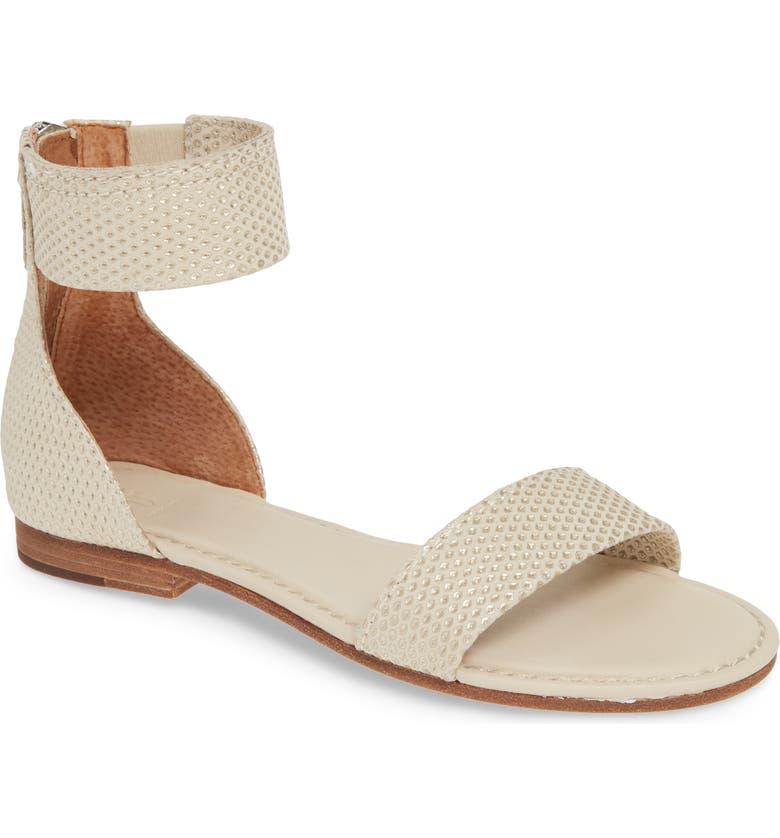 FRYE Carson Ankle Strap Sandal, Main, color, 250