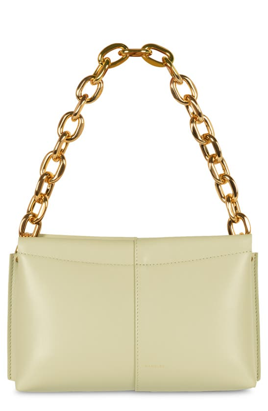Wandler Leathers MINI CARLY CHAIN STRAP LEATHER SHOULDER BAG