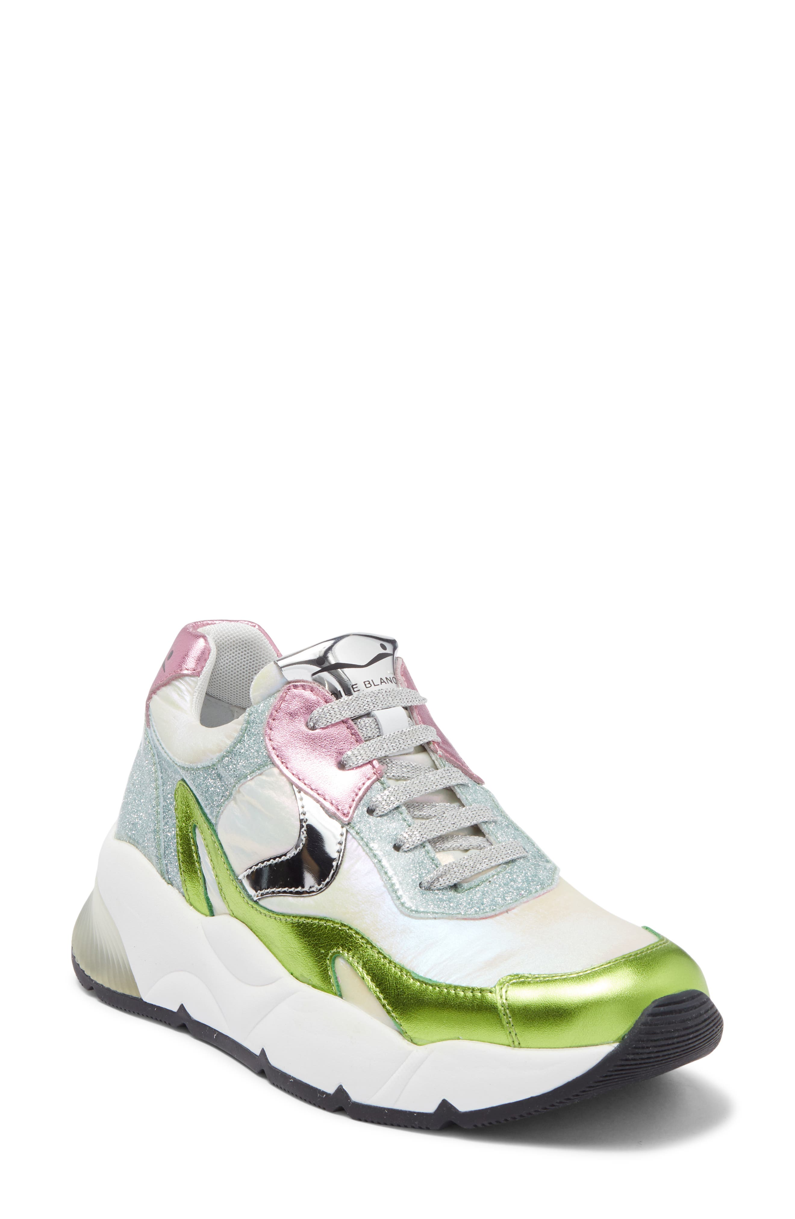 Image of Viola Blanche Dumbil Metallic Sneaker