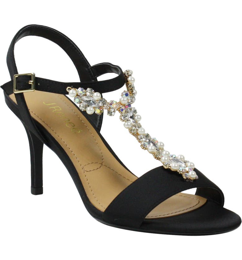 J. RENEÉ Michalla Sandal, Main, color, 001