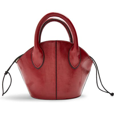 Topshop Ted Mini Tote - Red