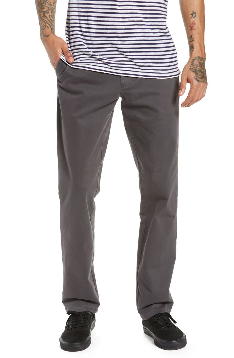 THE RAIL Slim Fit Chinos, Main, color, 021