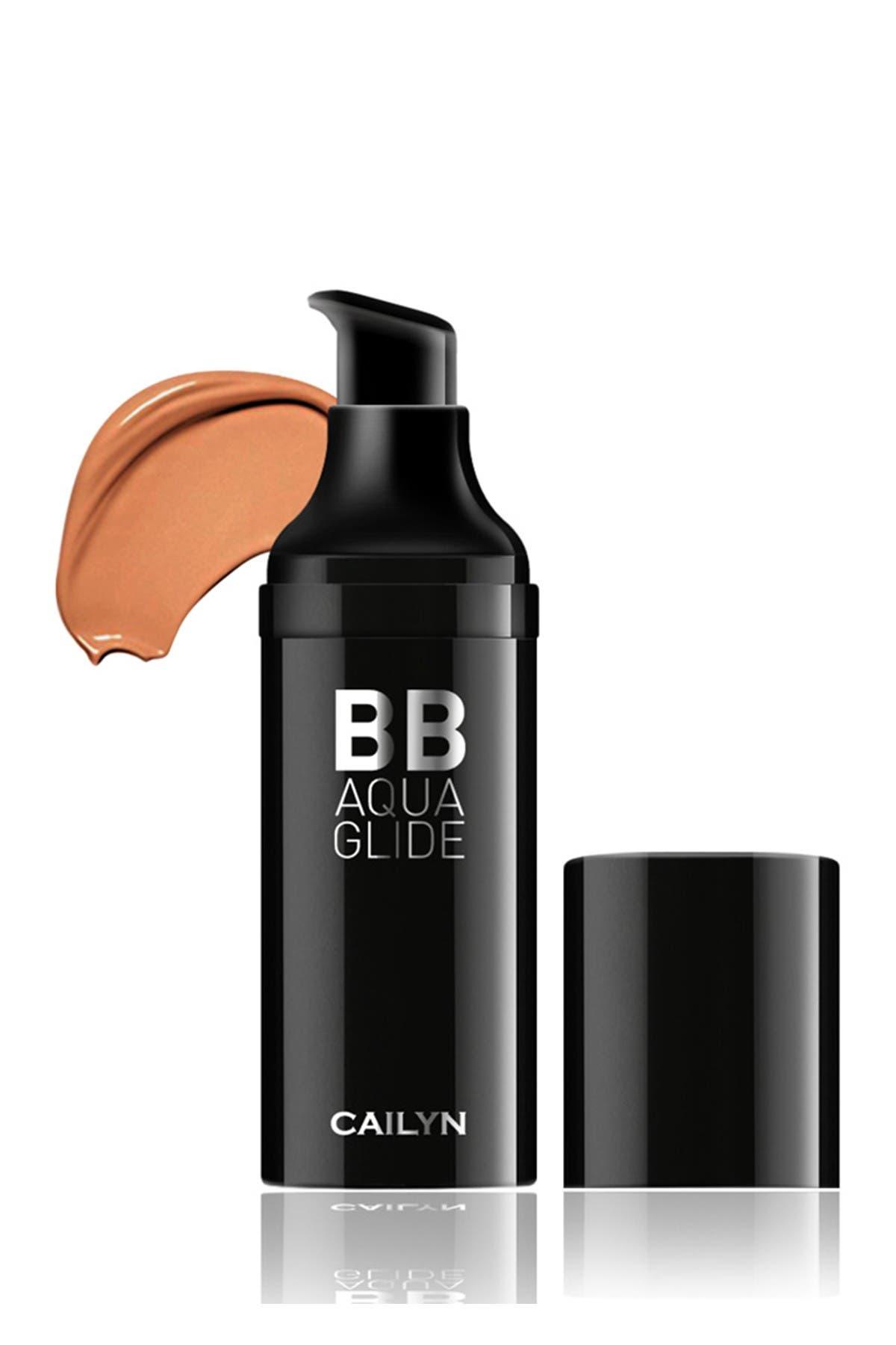 Cailyn Cosmetics Bb Aqua Glide 3-in-1 Moisturizer In Cream Caramel
