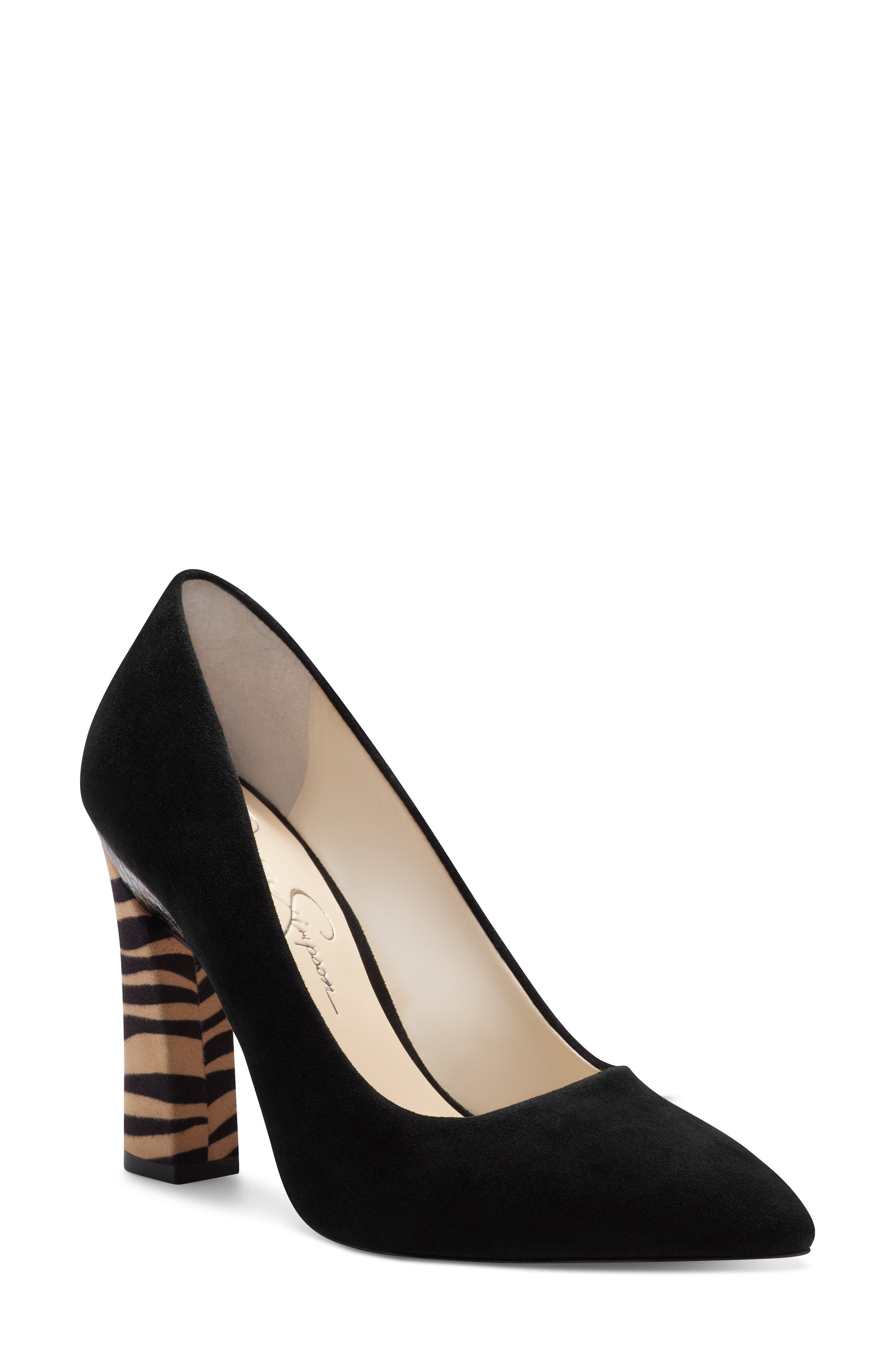 Accie Pointed Toe Pump
