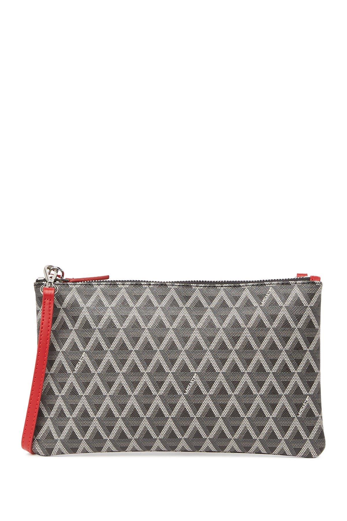 Image of Lancaster Paris Ikon Small Flat Crossbody Bag