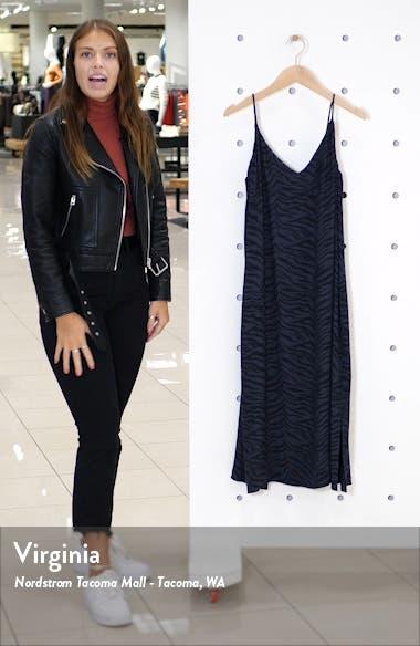 Yara Animal Print Tank Dress, sales video thumbnail