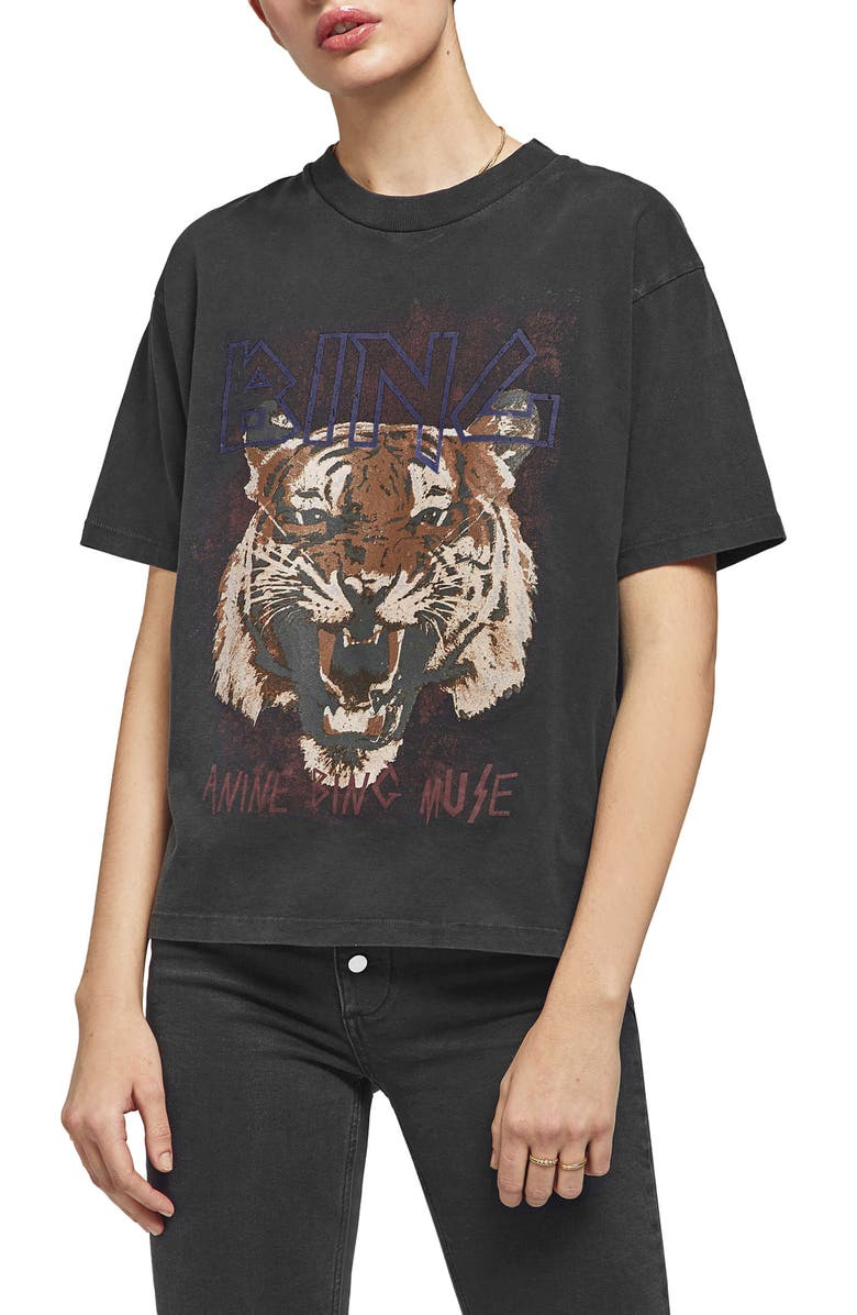 Tiger Tee by Anine Bing