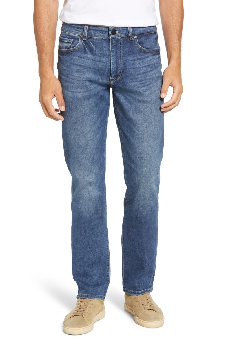 DL1961 Russell Slim Straight Jeans, Main, color, EPITHET