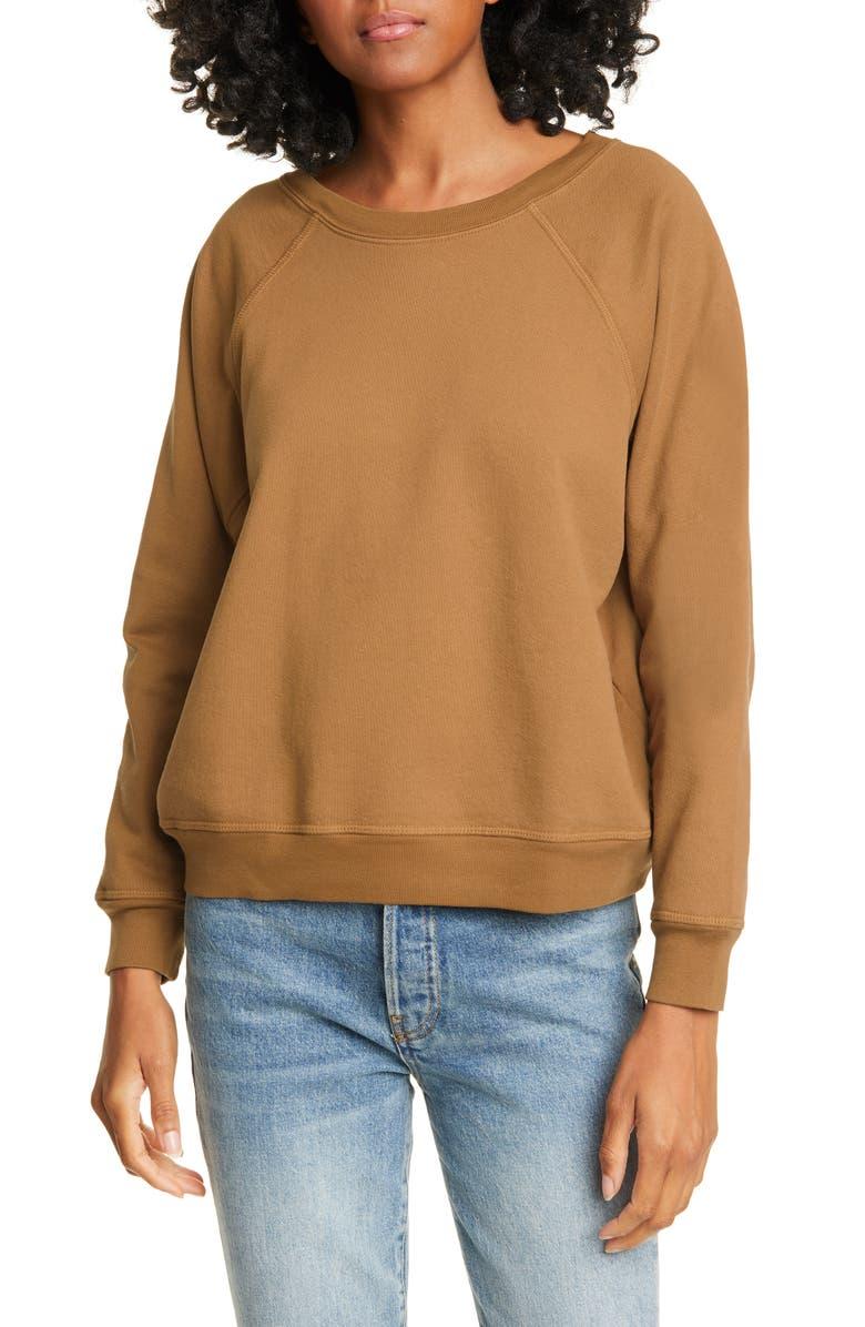 NSF CLOTHING Shawnee Sweatshirt, Main, color, 230