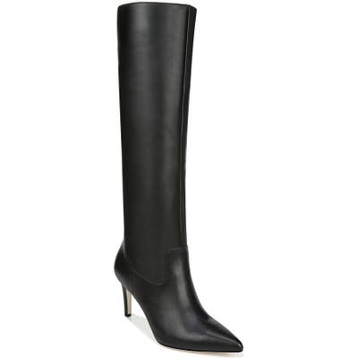 Via Spiga Garance Knee High Boot, Black