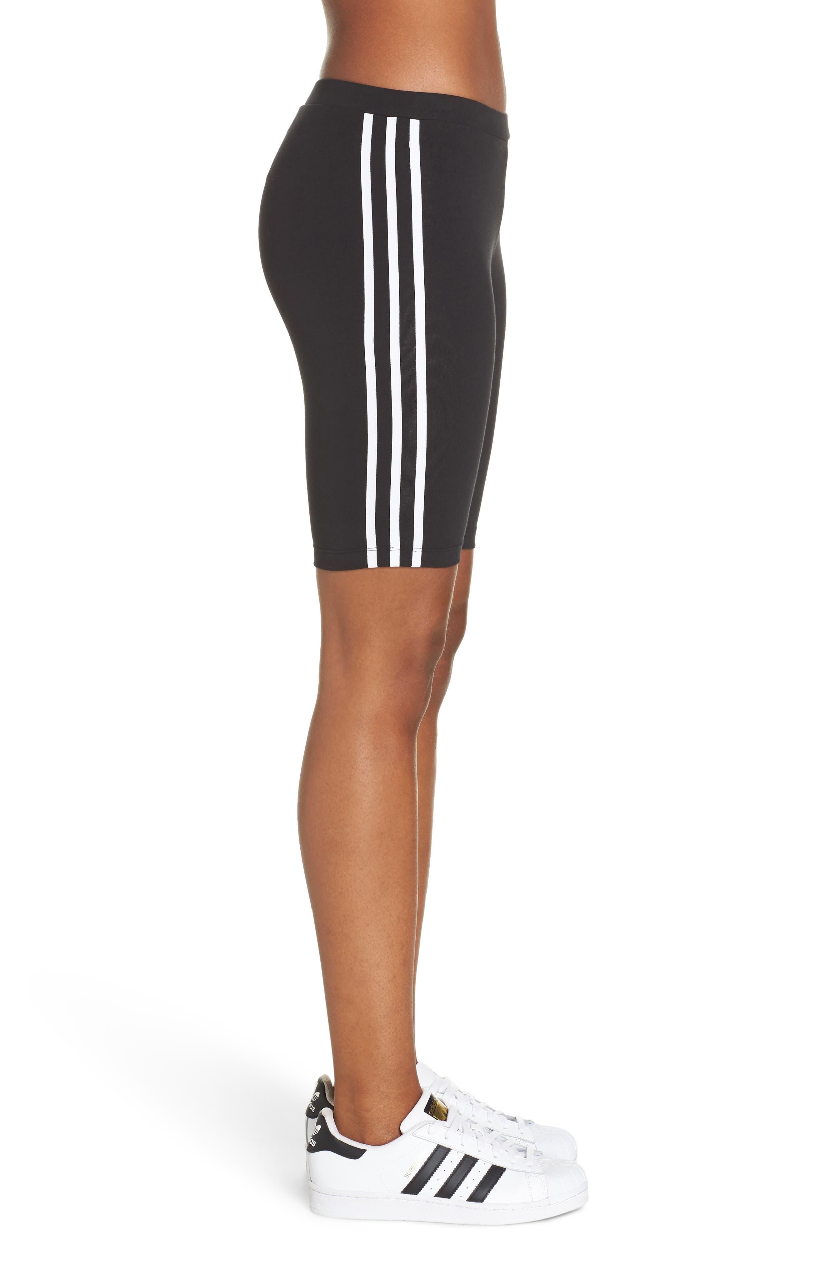,                             Cycling Shorts,                             Alternate thumbnail 4, color,                             BLACK